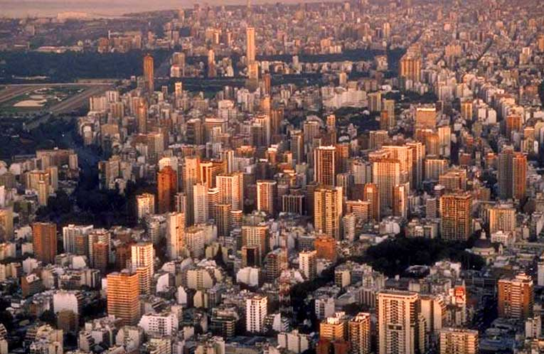 Buenos-Aires-Atardecer