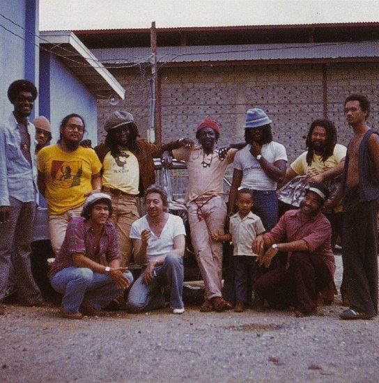 serge gainsbourg jamaique 1979